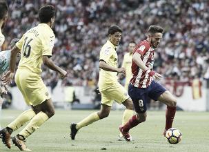 Resumen Villarreal vs Atlético de Madrid en La Liga 2018 (2-1)