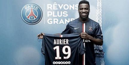 Serge Aurier prêté au Paris Saint-Germain