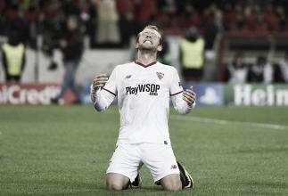 Puntuaciones del Sevilla FC: Spartak de Moscú 5-1 Sevilla FC