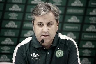 Kleina lamenta derrota da Chapecoense para Botafogo: ''Lance de fatalidade''