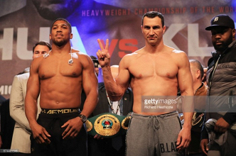 Joshua vs Klitschko, il futuro contro la storia