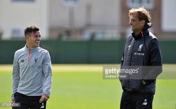 Liverpool boss Jürgen Klopp issues hands off warning to Barcelona regarding Philippe Coutinho