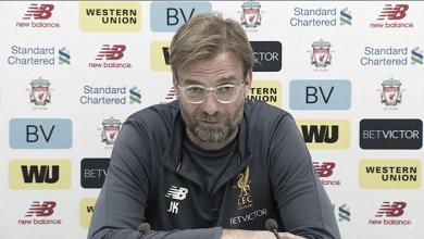 Jürgen Klopp: ''No creo que Salah le tenga que demostrar nada al Chelsea''