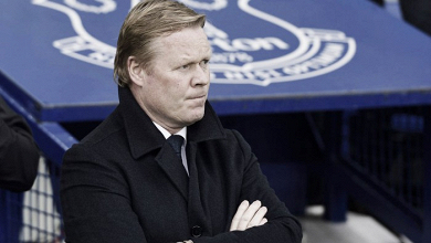 Everton despide a Ronald Koeman