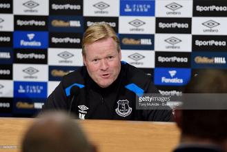 "Ronald Koeman says Everton can follow Tottenham's blueprint to ""take the next step"""