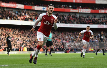 Arsenal 2-1 Swansea City: Player ratings as Gunners battle from behind for three points