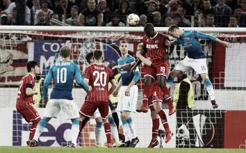 UEFA Europa League - L'Arsenal spreca, Guirassy segna e rilancia il Colonia