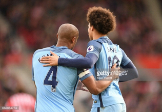 Southampton 0-3 Manchester City: Slick City turn on the style in second-half