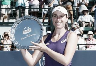 WTA Elite Trophy: semifinali per Konta e Kvitova