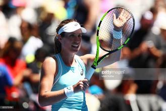 Australian Open 2018: Konta beats Brengle but Watson goes out
