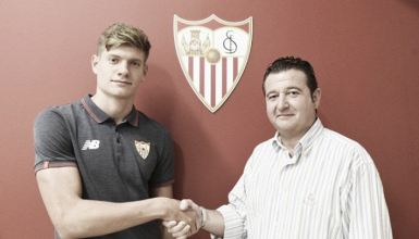 El Sevilla Atlético abre el mercado de fichajes con Mariano Konyk