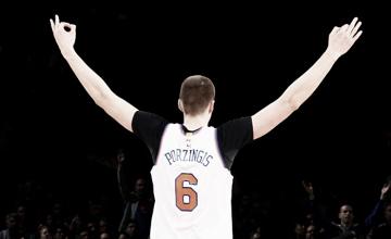 ¿Qué haces Phil? Los Knicks quieren traspasar a Porzingis