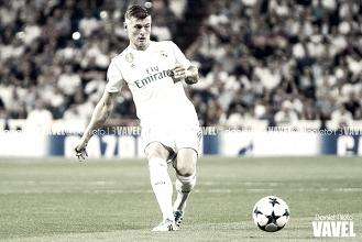 """Kroos:""""El estadio de Wembley es especial y tengo muchas ganas"""""""