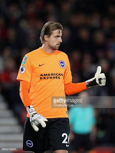 Brighton convert Tim Krul's loan to a permanent transfer