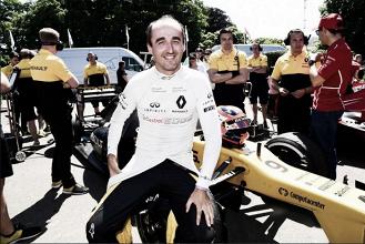 Kubica, a un paso de volver a competir en Formula 1