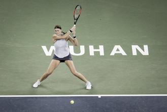 Kvitova cae en primera ronda en el partido más largo del año