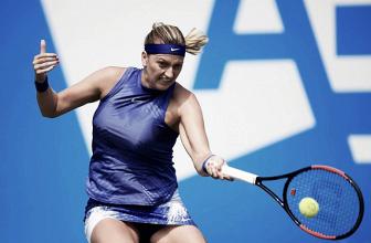 Kvitova regresa a las rondas finales