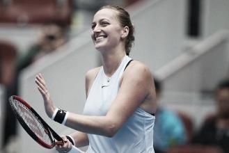 WTA Beijing: Petra Kvitova storms to comfortable victory over Kristyna Pliskova