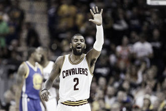 NBA, Kyrie Irving chiede a Cleveland di essere scambiato