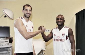 Robinho, Constant, Armero et Diego Lopez : la semaine mouvementée du Milan