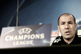 """Leonardo Jardim: """"Será un partido intenso, ellos tienen más experiencia"""""""