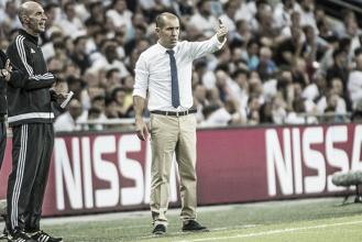 """Eliminado na semifinal, Leonardo Jardim elogia campanha do Monaco: """"Orgulhoso e satisfeito"""""""