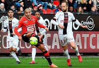 Stade Rennais FC - EA Ginguamp (0-1) : Rennes s'incline à la dernière minute