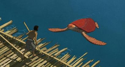Crítica de 'Tortuga roja': Todos deberiamos visitar esta playa