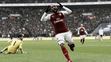 Arsenal, tegola Lacazette: fuori 4-6 settimane