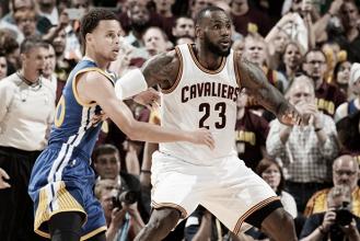 NBA Finals, terzo capitolo della rivalità tra Cavs e Warriors