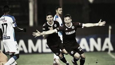 Lanús venció a Junior por la Sudamericana