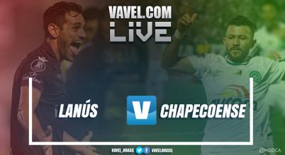 Resultado Lanús x Chapecoense na Copa Libertadores (1-2)