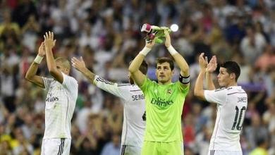 ريال مدريد يستمر في تسجيل الارقام القياسية