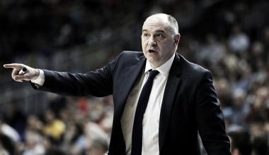"""Pablo Laso: """"Miramos más que de reojo al Baskonia"""""""