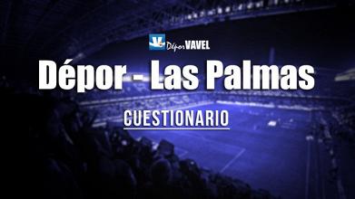 Encuesta VAVEL: UD Las Palmas - RC Deportivo