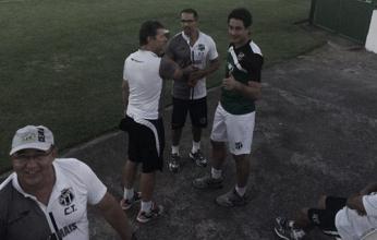 """Goleiro reserva, Lauro aprova atuação diante do Luverdense: """"Dei minha parcela de contribuição"""""""