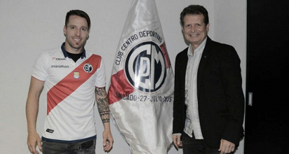 Deportivo Municipal: Pablo Lavandeira fue presentado como refuerzo para el Torneo Clausura