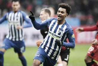 Hertha Berlin surpreende Bayer Leverkusen fora de casa e conquista primeira vitória em 2018