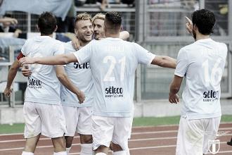 La Lazio remonta y vence a un Vitesse peleón en ataque y débil en defensa
