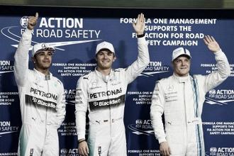 Rosberg conquista última pole position da temporada em Abu Dhabi