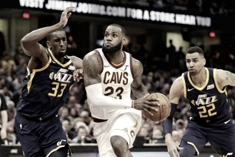 LeBron James alcanza los 60 triples-dobles en la NBA