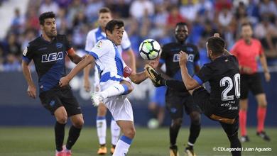 Resumen del Leganés 1-0 Alavés de LaLiga 2017