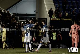 El Leganés frente a una final