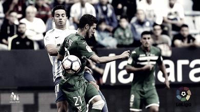 Con el único antecedente de la temporada pasada, el Málaga C.F espera repetir resultado