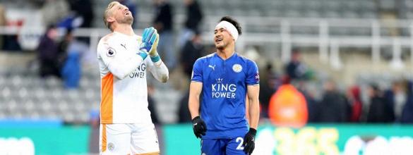 Premier League - Vittoria per Burnley, Huddersfield e Leicester. Pareggio tra Palace e Bournemouth