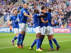 Leicester s'offre Manchester United au terme d'un match extraordinaire !