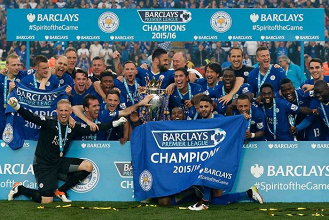 Leicester City Football Club, le casse du siècle