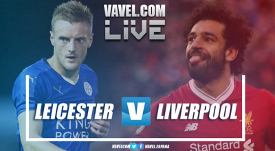 Leicester will be looking to end Liverpool's perfect start to the season