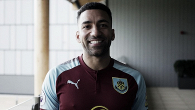 Aaron Lennon assina com 'surpresa' Burnley para recuperar bom futebol