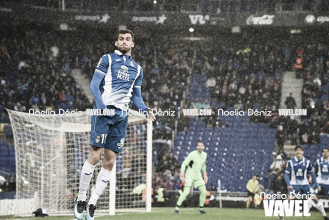 Leo Baptistao vuelve a reencontrarse con el gol